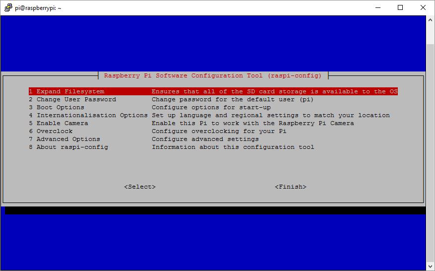 Raspbian headless download