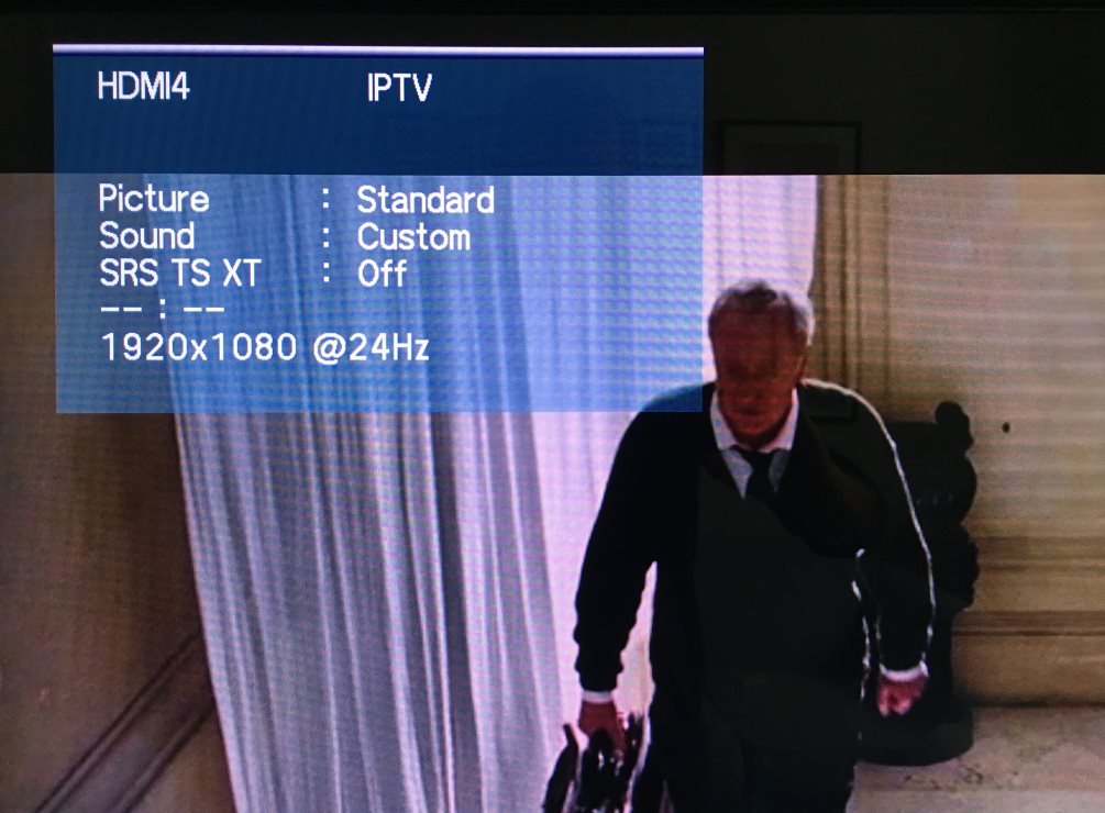 James Mackenzie - Apple TV Now Syncs TV Refresh Rate to Content